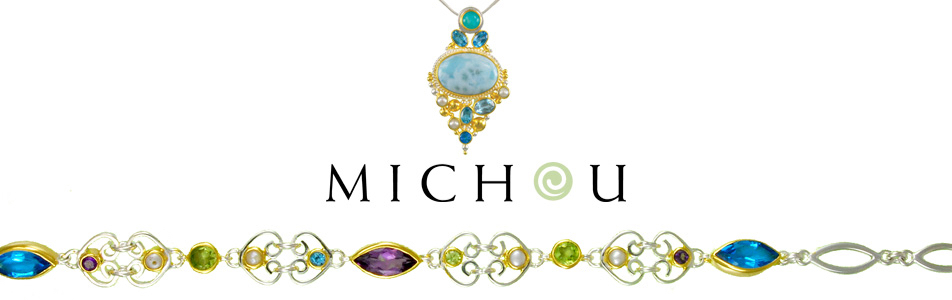 Michou - BANNER.jpg - brand name designer jewelry in Oak Ridge, Tennessee