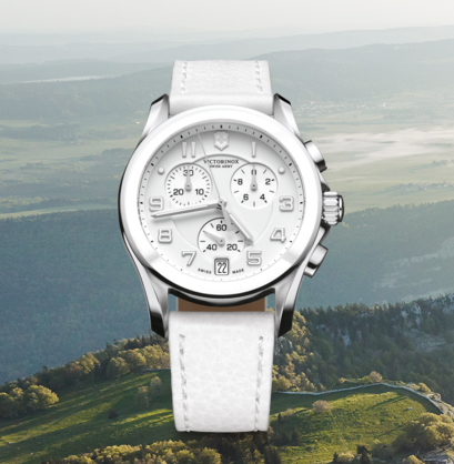 Chrono Classic Ceramic by Victorinox