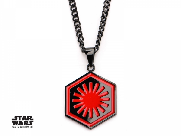 EPISODE 7 FIRST ORDER PENDANT by Star Wars